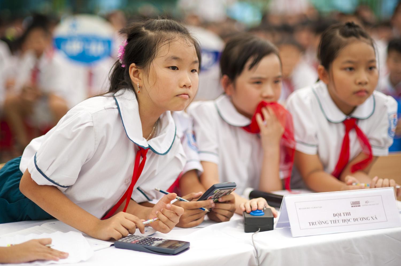 Tài liệu tập huấn Đánh giá năng lực môn Toán của học sinh Tiểu học